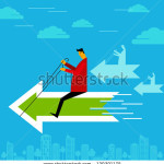 stock-vector-business-race-concept-129391175