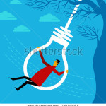 stock-vector-swinging-a-businessman-129343994